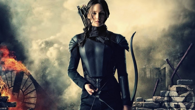 Hunger Games Mockingjay wallpaper