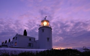 Sunset view Lighthouse