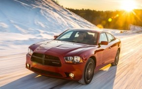 Dodge Charger Awd wallpaper