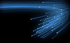 Fiber Optics wallpaper