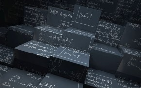 Equations wallpaper