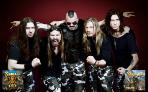Sabaton Band wallpaper