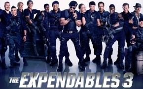 The Expendables 3 Poster wallpaper