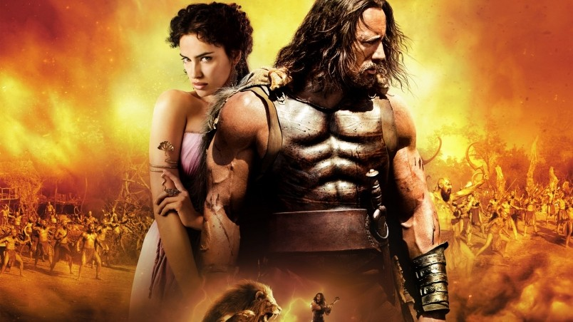 Hercules 2014 Movie Poster wallpaper