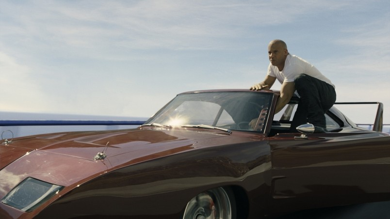 Vin Diesel in Fast and Furious wallpaper