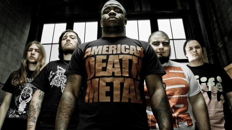 Oceano Metal Band Wallpaper
