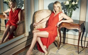 Gorgeous Charlize Theron wallpaper