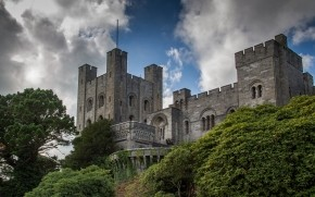 Penrhyn Castle wallpaper