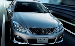 Toyota Crown Athlette wallpaper