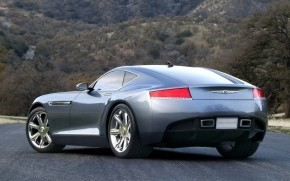Chrysler Firepower Coupe Concept wallpaper