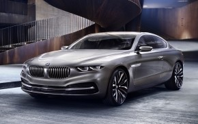 BMW Gran Lusso Coupe wallpaper