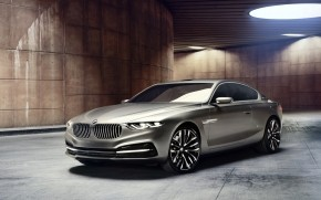 BMW Gran Lusso Coupe Concept wallpaper
