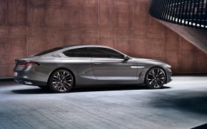 BMW Gran Lusso Coupe 2013 wallpaper