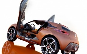 Renault Captur Concept Car wallpaper