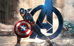 Avengers Age of Ultron Captain America wallpaper