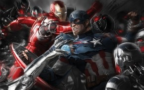 The Avengers Age of Ultron Superheroes wallpaper
