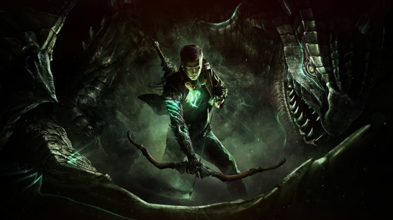 Scalebound The Game wallpaper