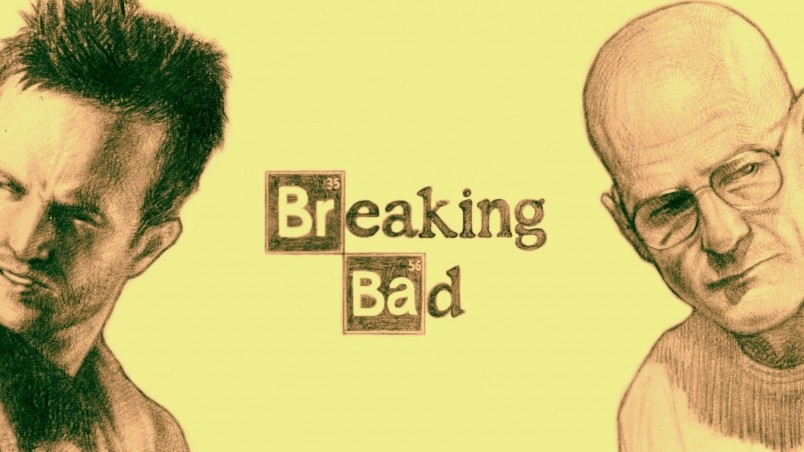 Breaking Bad Art wallpaper