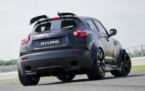 Nissan Juke R Nismo Back View wallpaper