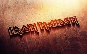 Iron Maiden Logo wallpaper