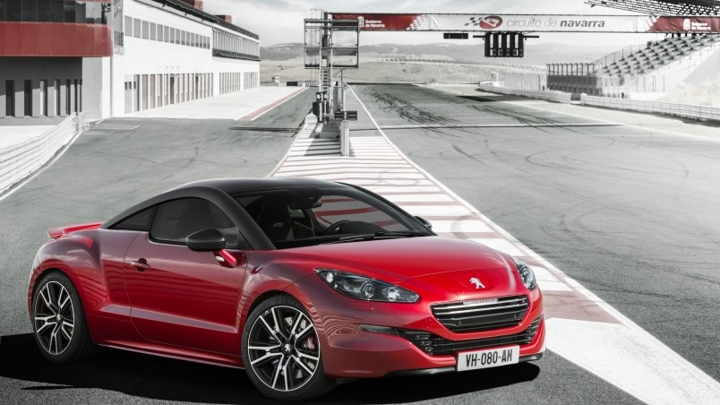 Peugeot RCZ R wallpaper