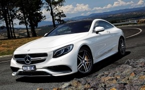 Mercedes Benz S63 AMG wallpaper