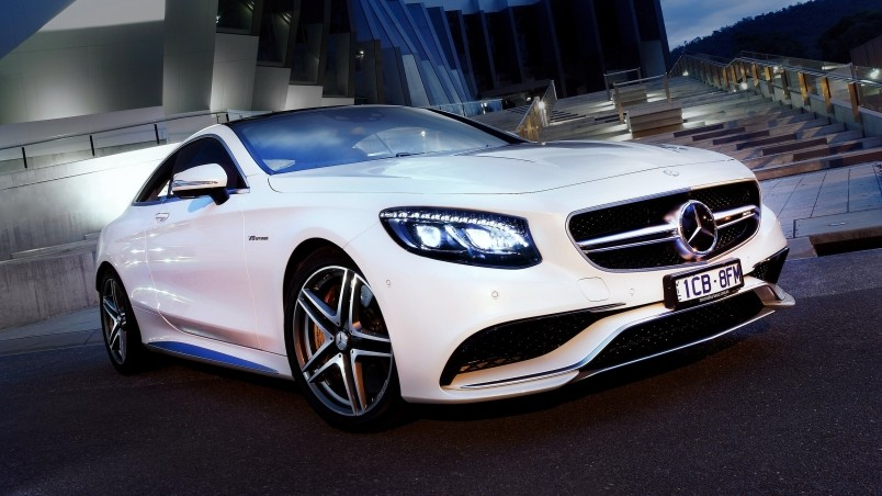 S 63 Amg Wallpaper: Mercedes Benz S63 AMG 2015 HD Wallpaper