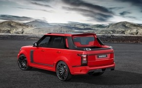 Startech Range Rover Pickup wallpaper