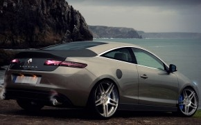 Renault Laguna Coupe wallpaper