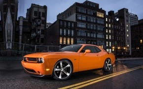Dodge Challenger HEMI wallpaper