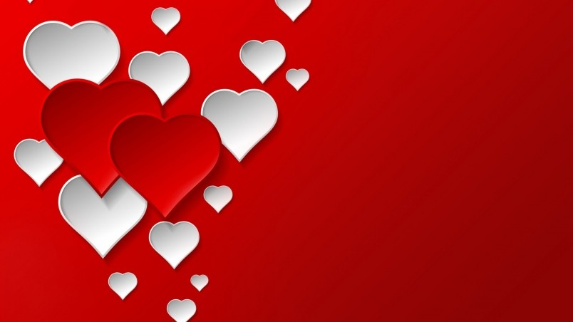Digital hearts hd wallpaper wallpaperfx digital hearts wallpaper voltagebd Choice Image