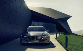 BMW Vision Future Luxury Concept wallpaper