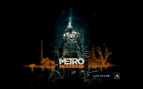 Metro Redux wallpaper