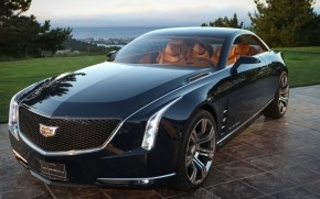 Cadillac Elmiraj Coupe wallpaper