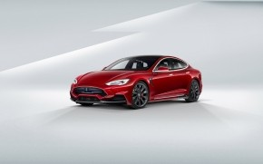 2015 Larte Tesla Model S wallpaper