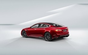 Tesla Model S 2015 wallpaper