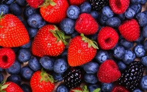 Berries wallpaper