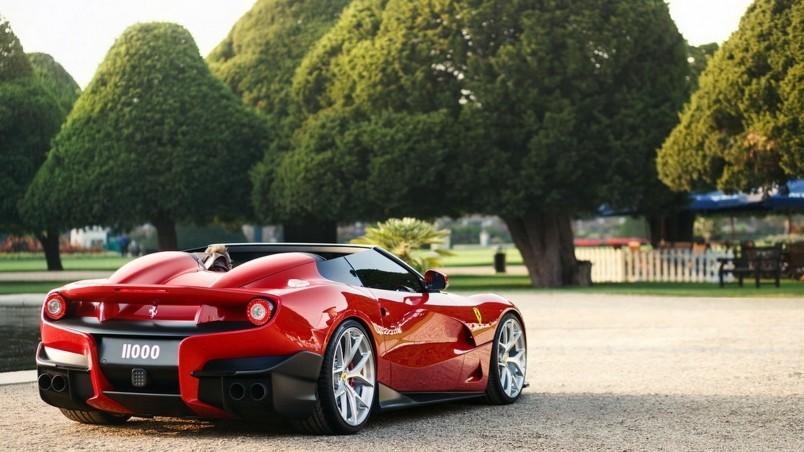 Ferrari F12 TRS HD Wallpaper , WallpaperFX