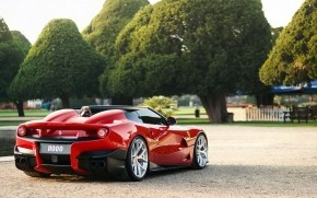 Ferrari F12 TRS wallpaper