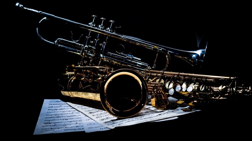 gallery for trumpet wallpapers hd