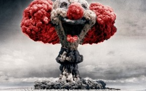 Nuclear Clown wallpaper