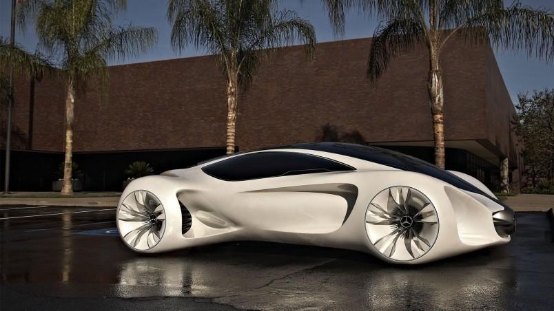 Mercedes Benz BIOME Concept Car Wallpaper