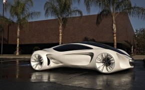 Mercedes Benz BIOME Concept Car  wallpaper