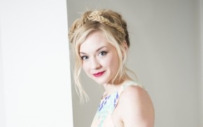 Emily Kinney Cute wallpaper