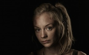 Emily Kinney Walking Dead wallpaper