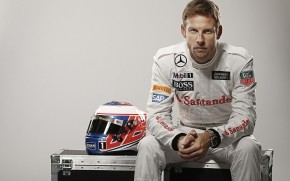 Jenson Button Formula One wallpaper