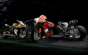 Fast Yamaha Motorbikes