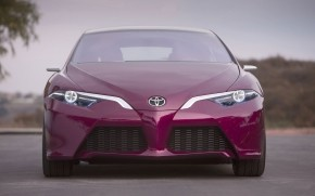 2015 Toyota NS4 Hybrid Concept wallpaper