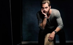 Chris Pine Photo Shoot wallpaper