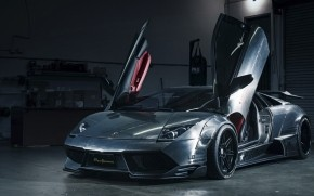 Lamborghini Murcielago LB Performance wallpaper